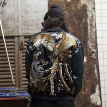 Load image into Gallery viewer, Hyper premium phoenix carp sukajan jacket