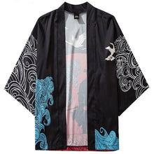 Load image into Gallery viewer, shadow samurai kimono