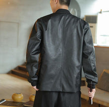 Load image into Gallery viewer, Solid stealth Tang Dynasty jacket