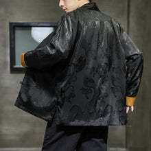 Load image into Gallery viewer, Vibrant shadow claw Tang Dynasty jacket