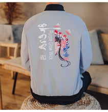 Load image into Gallery viewer, Peking opera bomber jacket