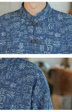 Load image into Gallery viewer, Crazy text Kanji Tang jacket