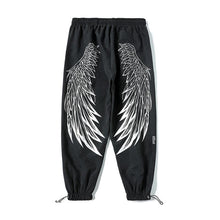 Load image into Gallery viewer, Angel wings street jogger pants