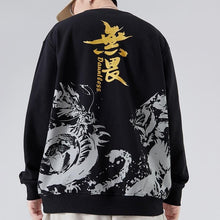 Load image into Gallery viewer, Dragon v. Tiger sweatshirt