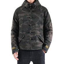Load image into Gallery viewer, Dragon Tang thermo camo jacket