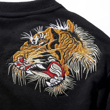 Load image into Gallery viewer, Fearless tigers sweatshirt