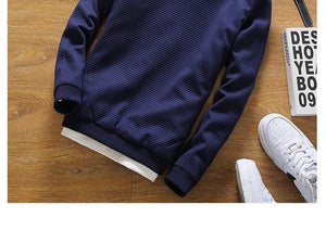 Casual tactical baseball jacket