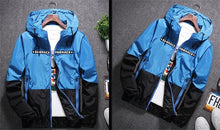 Load image into Gallery viewer, Embrace zip down windbreaker jacket