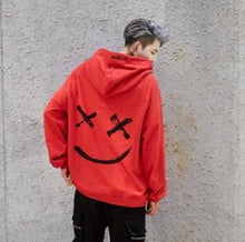 Load image into Gallery viewer, Be happy hoodie