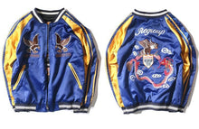 Load image into Gallery viewer, Regroup 2 sided sukajan jacket Premium
