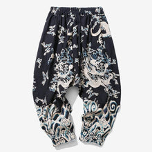 Load image into Gallery viewer, Lucky dragon baggy pants