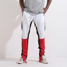 Load image into Gallery viewer, Multi-color athletic sweat pants
