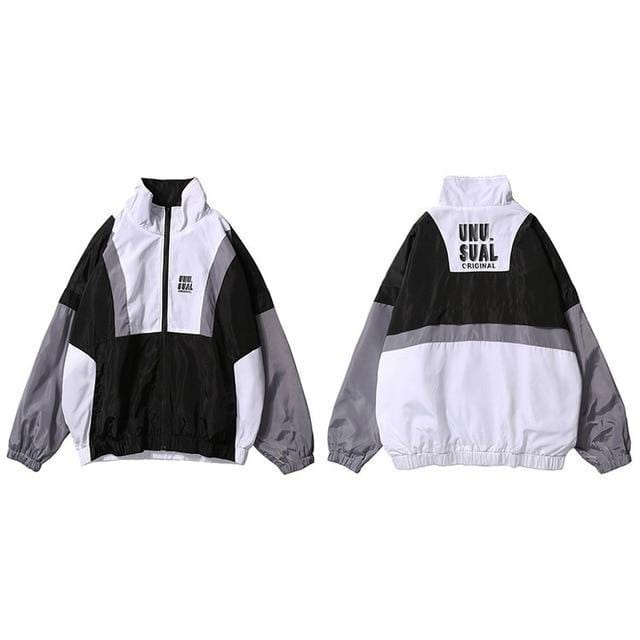 UNU original windbreaker jacket