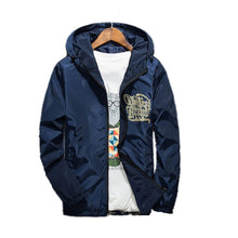 Load image into Gallery viewer, Be free windbreaker jacket