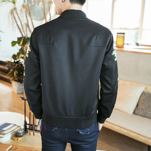 Ancient meets modern Chinese inspired jacket Premium ver.