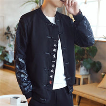 Load image into Gallery viewer, Master kanji bomber jacket