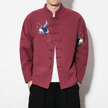 Load image into Gallery viewer, Bird flight Tang jacket