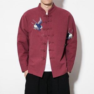 Bird flight Tang jacket