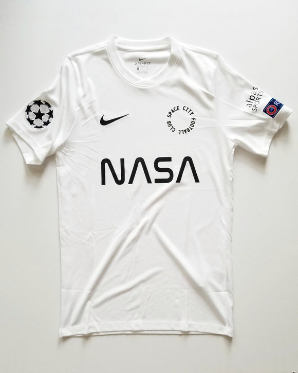 Space City Football Club - White