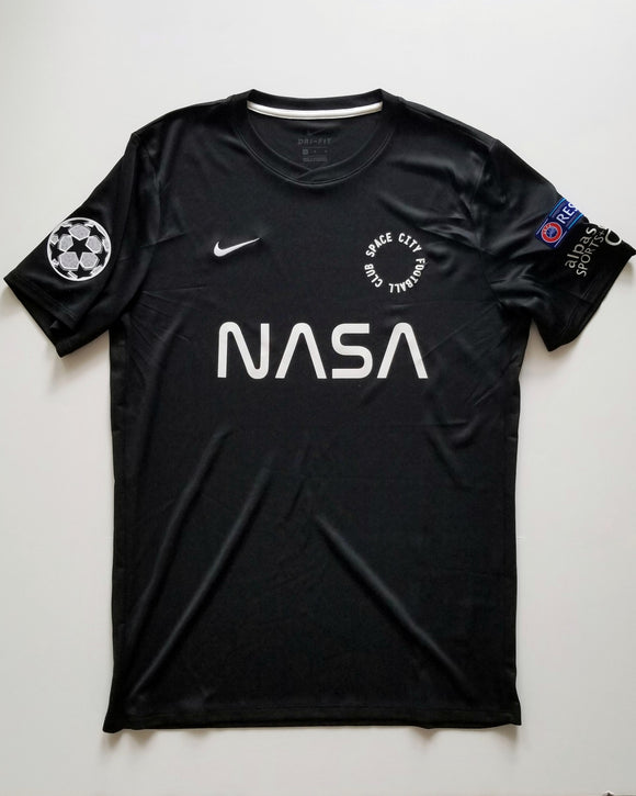 Space City Football Club - Black
