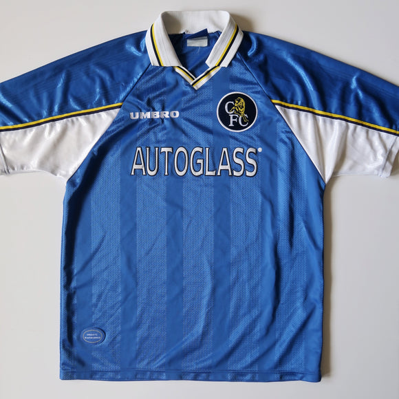1997-99 Chelsea Home Shirt  (XL)