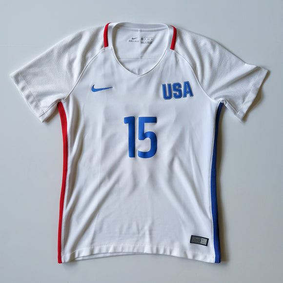 2016 USWNT Home Shirt - Megan Rapinoe (Women's Small)