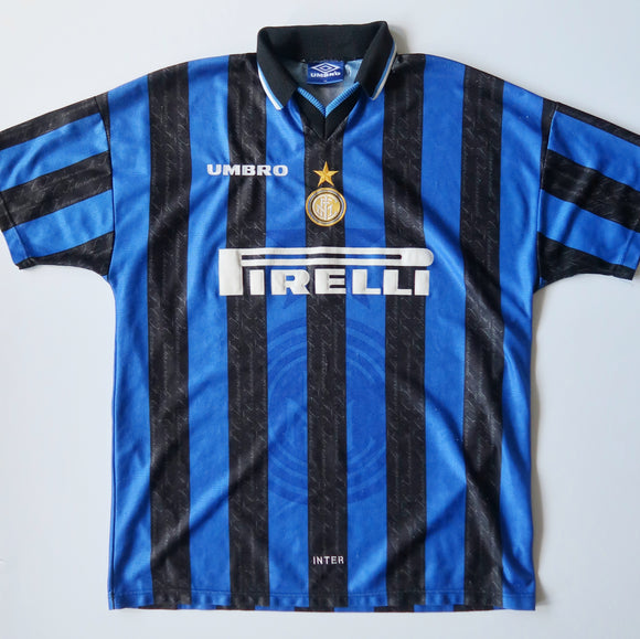 1997-98 Inter Milan Home Shirt (XL)