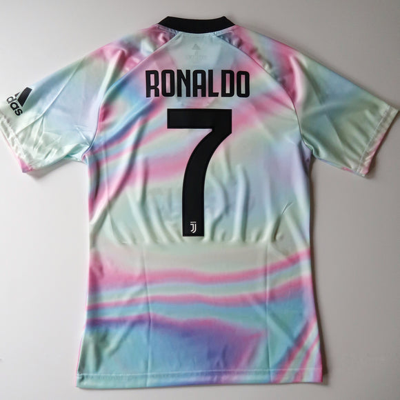 2018-19 Juventus EA SPORTS Shirt - Cristiano Ronaldo (Small)