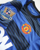 2011-13 Manchester United Away Shirt - Patrice Evra (SMALL)