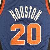 1990s NY Knicks Away Jersey - Allan Houston by Champion (40/M)