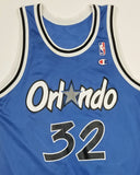 1990s Orlando Magic Away Jersey - Shaquille O'Neal by Champion (40/M)