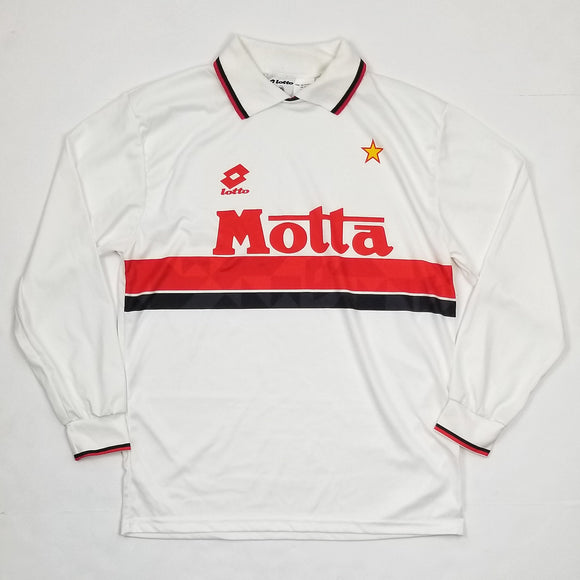 1993-94 AC Milan Away Shirt (MEDIUM)