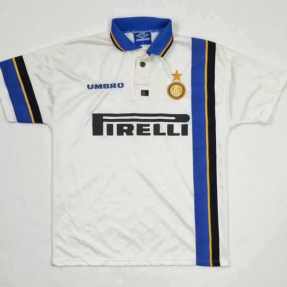 1997-98 Inter Milan Away Shirt (MEDIUM)