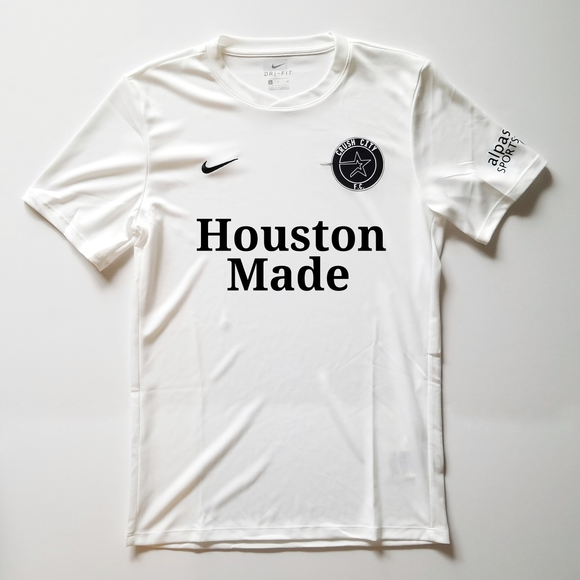 Crush City Football Club - White