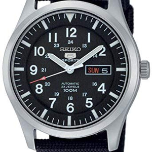 Seiko 5 Sports Automatic SNZG15 SNZG15K1 SNZG15K Men's Watch