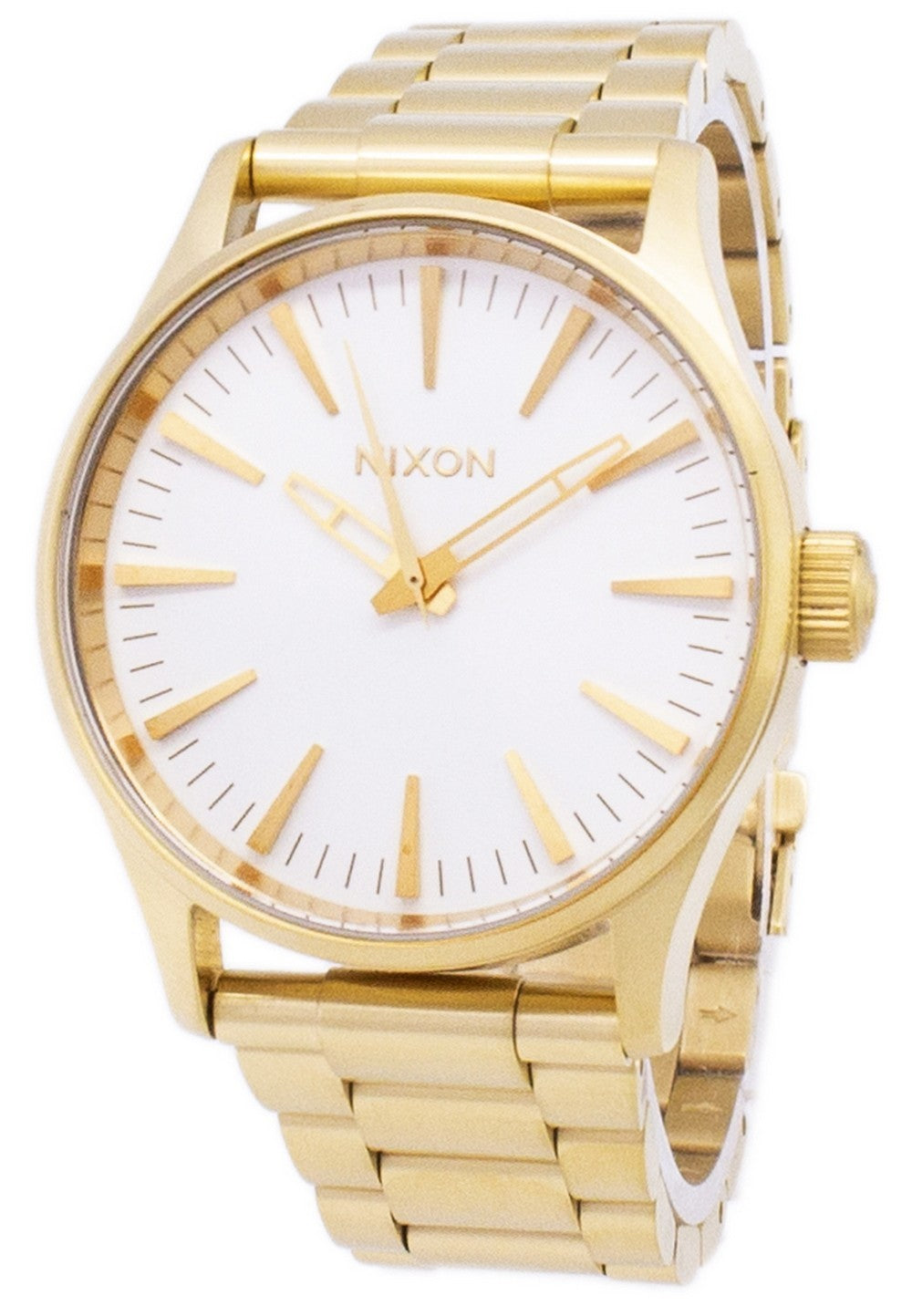 Nixon Sentry 38 SS Quartz A450-2443-00 Men's Watch