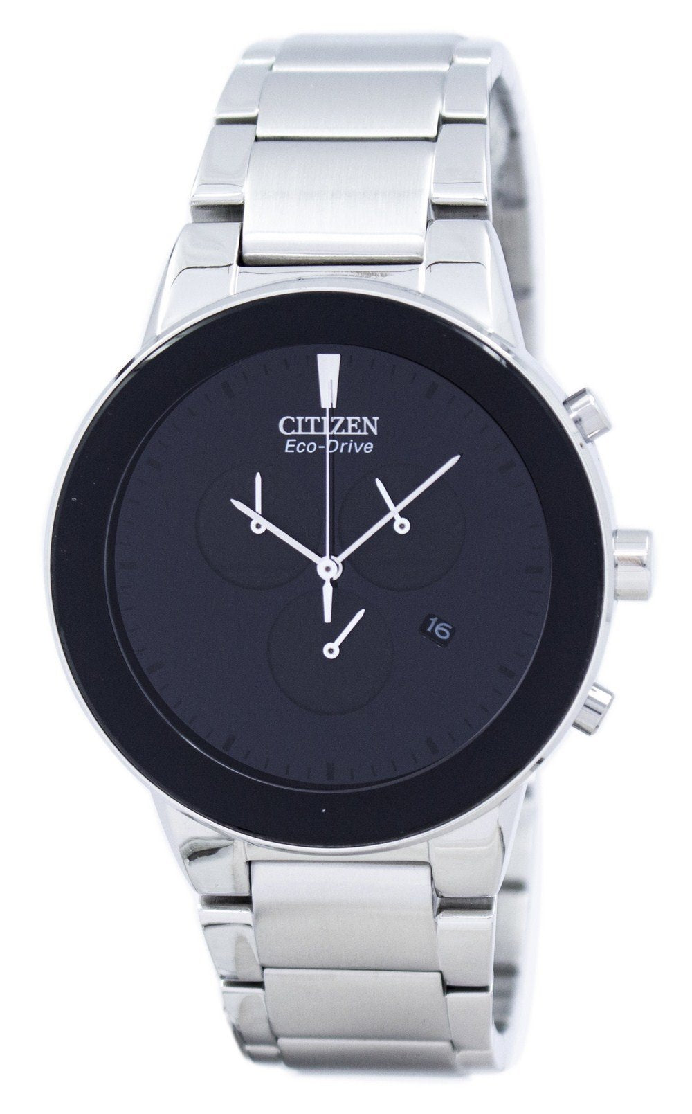 Citizen Axiom Eco-Drive Chronograph AT2240-51E Men's Watch