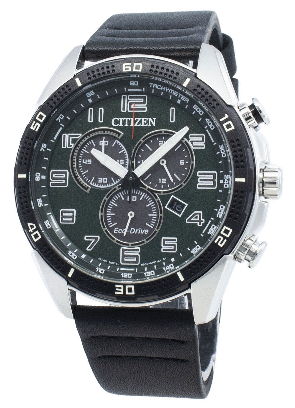 Citizen AR AT2441-08X Eco-Drive Tachymeter Men's Watch