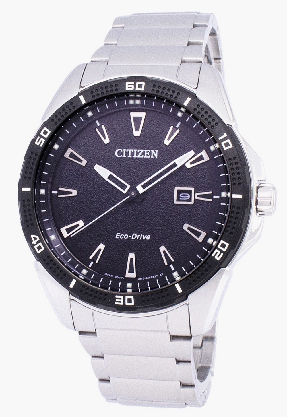 Citizen AR - Action Required Eco-Drive AW1588-57E Men's Watch