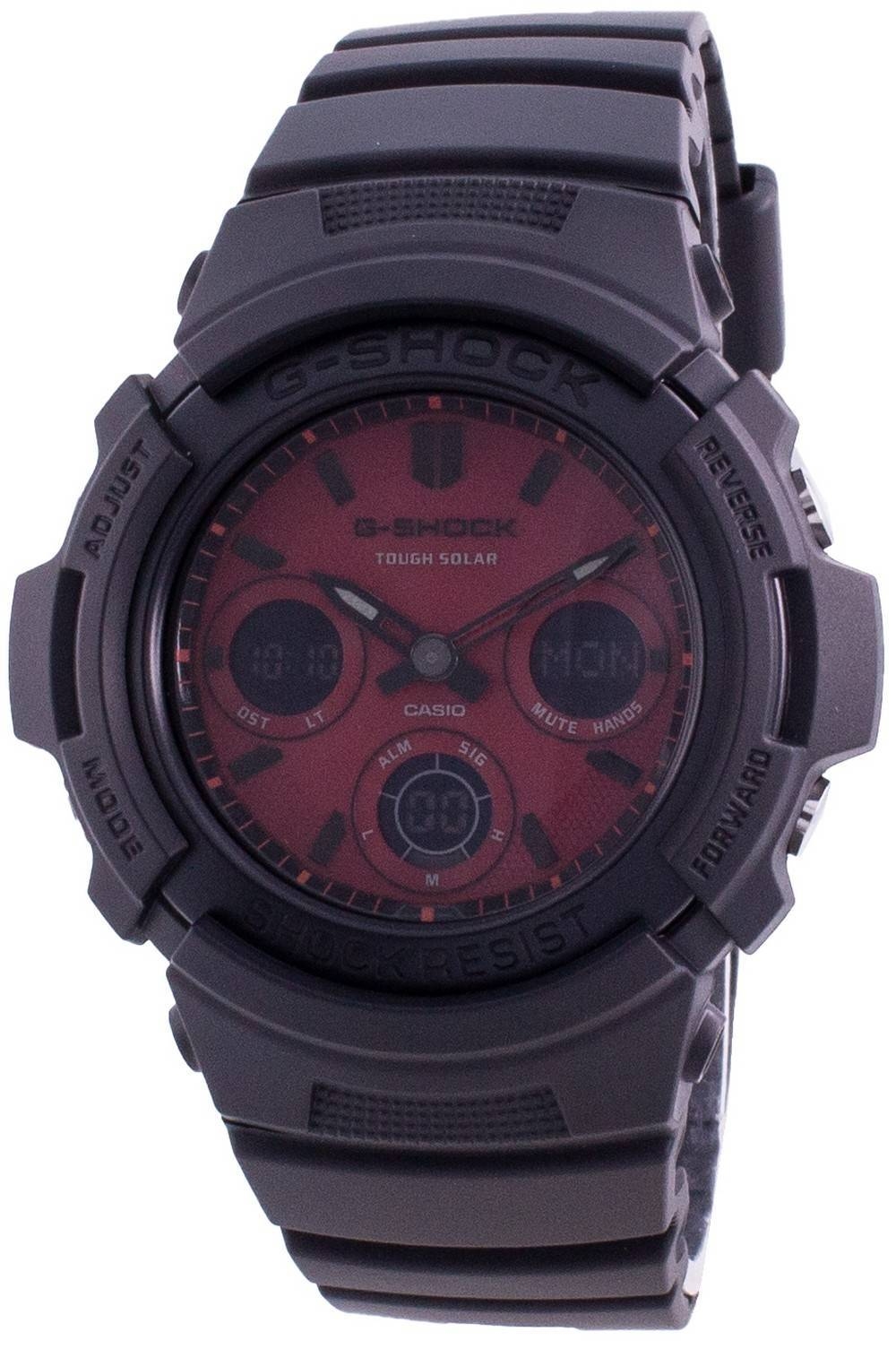 G-Shock Tough Solar Shock Resistant AWR-M100SAR-1A AWRM100SAR-1A 200M Men's Watch