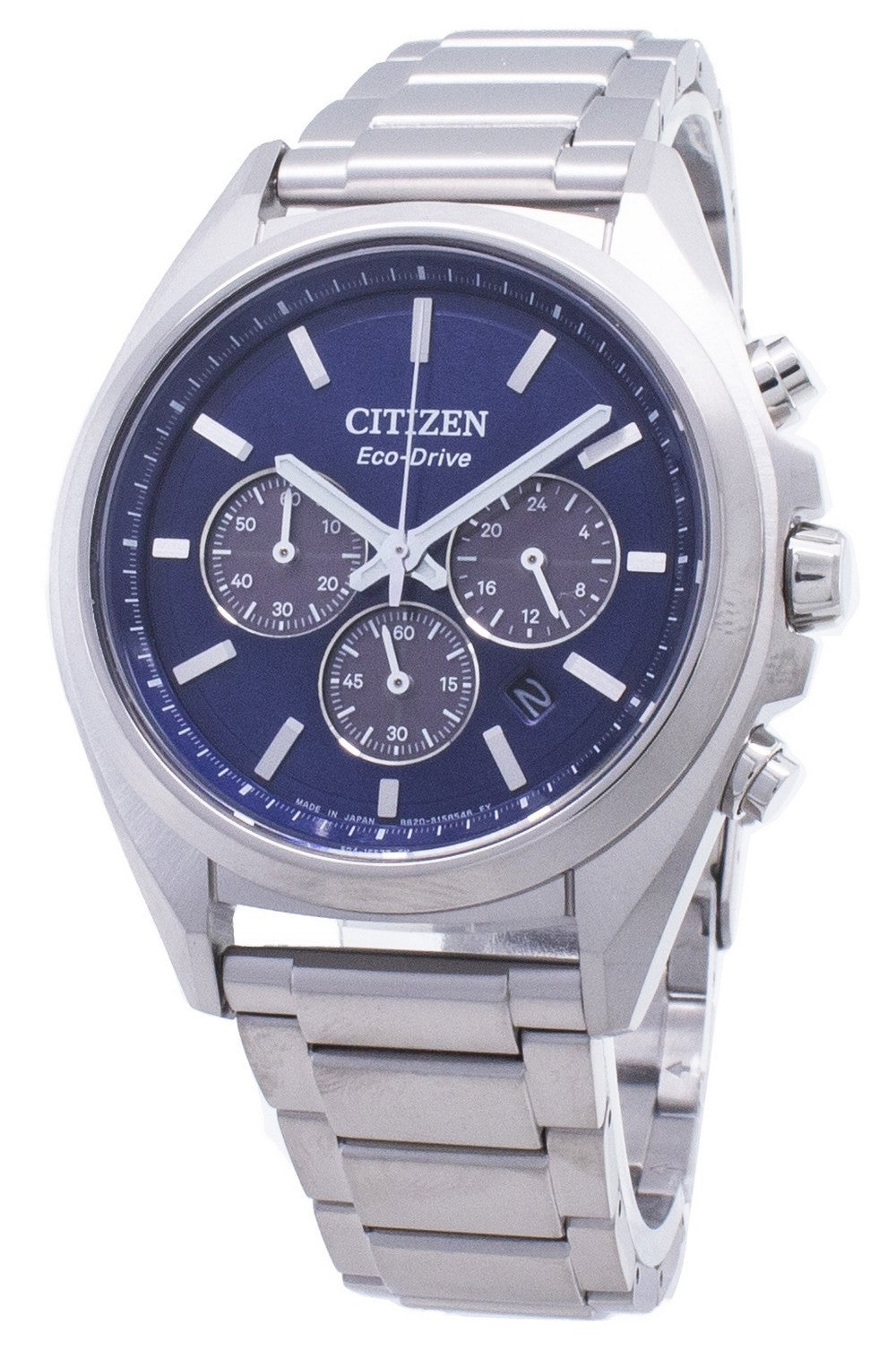 Citizen Eco-Drive CA4390-55L Chronograph Analog Men's Watch