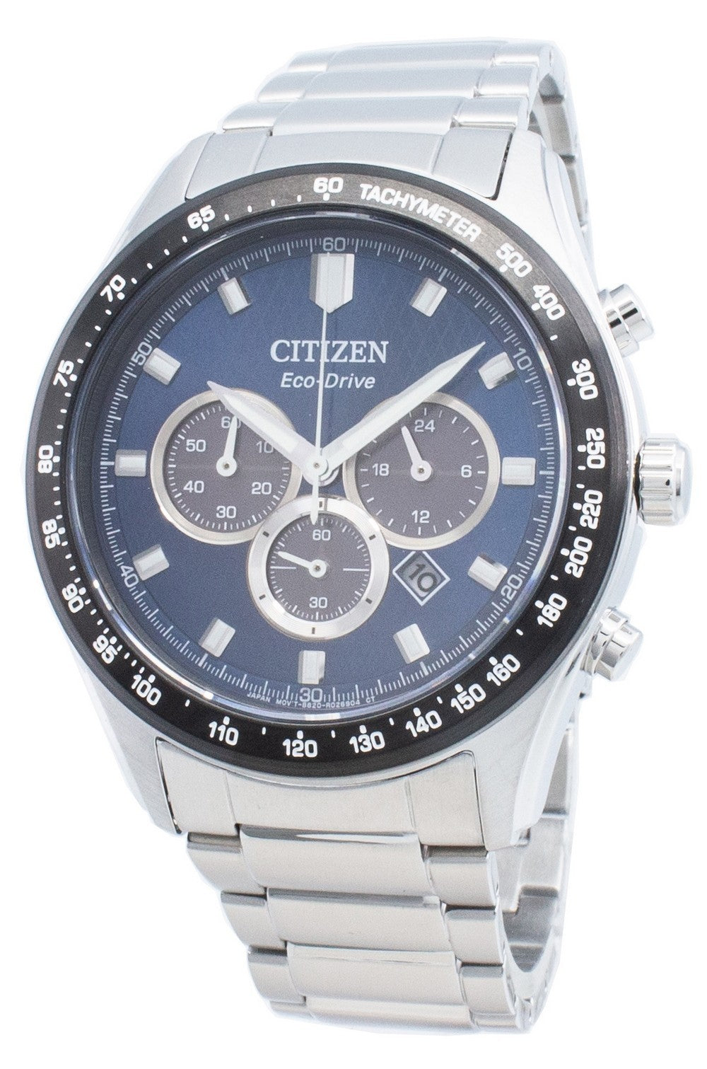 Citizen Eco-Drive CA4454-89L Tachymeter Men's Watch