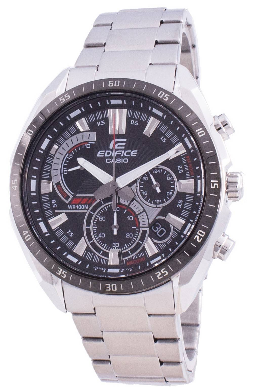Edifice EFR-570DB-1AV Quartz Chronograph Men's Watch