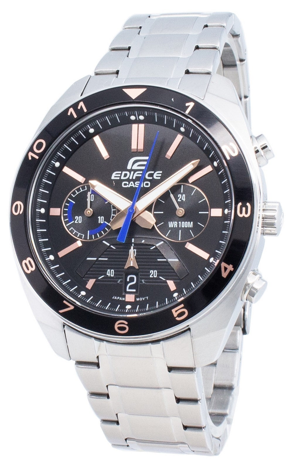 Casio Edifice EFV-590D-1AV Chronograph Men's Watch