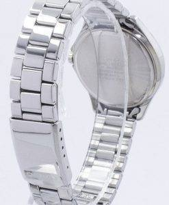 Casio Analog Quartz LTP-E129D-3A LTPE129D-3A Women's Watch