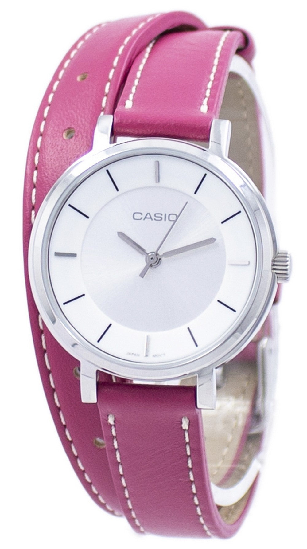 Casio Analog Quartz Double Loop LTP-E143DBL-4A1 LTPE143DBL-4A1 Women's Watch
