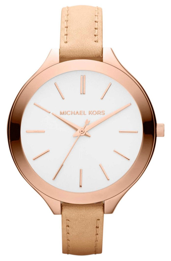 Michael Kors Runway Rose Gold MK2284 Women's Watch