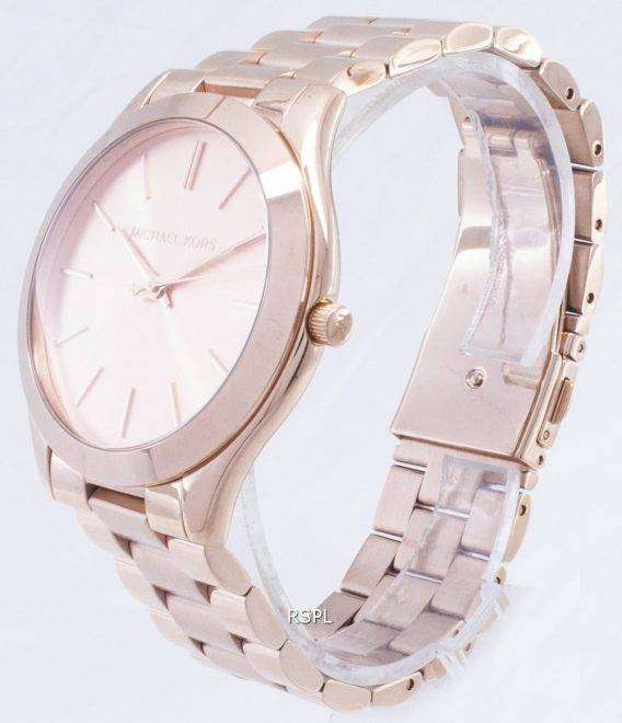 Michael Kors Runway Rose Gold Tone MK3197 Women's Watch