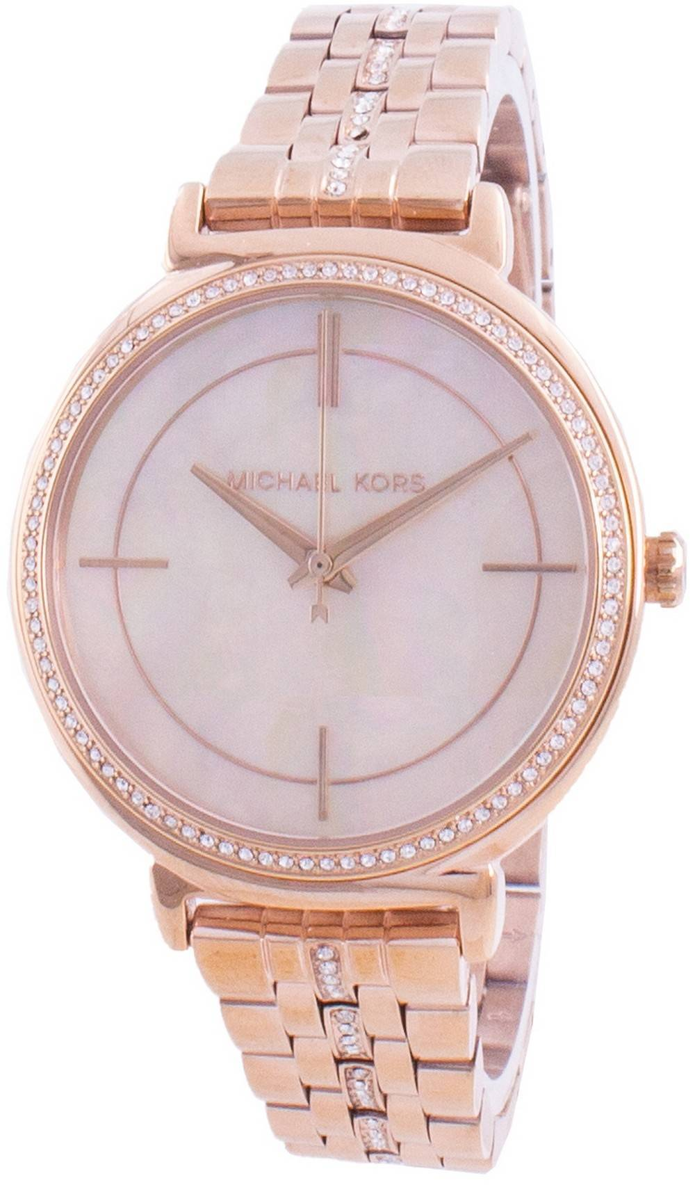 Cinthia MK3643 Quartz Diamond Accents Women's Watch