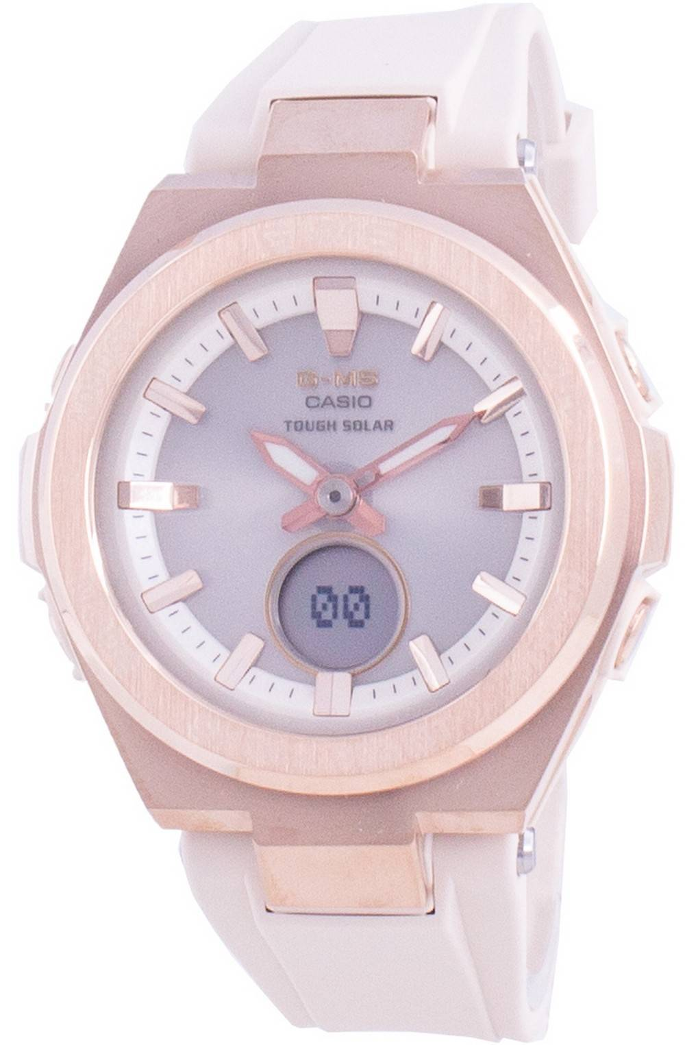 Baby-G G-MS MSG-S200G-4A Solar Shock Resistant Women's Watch